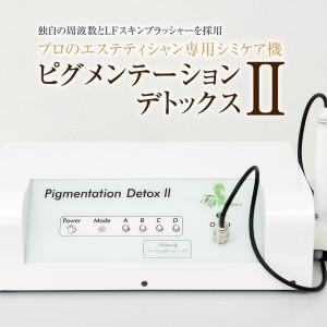 ピグメンテーションデトックス